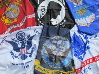 Military Flags